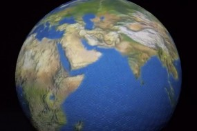 projection_globe